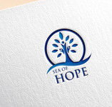 Sea of Hope Logo - Entry #261