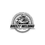 Breezy Welding Logo - Entry #152