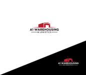 A1 Warehousing & Logistics Logo - Entry #125