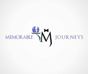 Memorable Journeys Logo - Entry #61