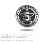 Five Star Logo - Entry #54