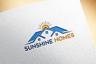 Sunshine Homes Logo - Entry #594