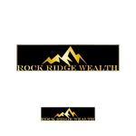 Rock Ridge Wealth Logo - Entry #170