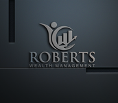 Roberts Wealth Management Logo - Entry #198