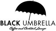 Black umbrella coffee & cocktail lounge Logo - Entry #84
