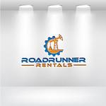 Roadrunner Rentals Logo - Entry #130