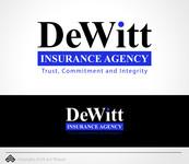 """""""DeWitt Insurance Agency"""" or just """"DeWitt"""" Logo - Entry #95"""
