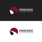 Premier Accounting Logo - Entry #373