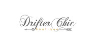 Drifter Chic Boutique Logo - Entry #419