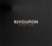 Revolution Roofing Logo - Entry #503