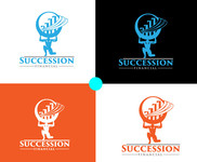 Succession Financial Logo - Entry #325
