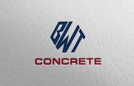 BWT Concrete Logo - Entry #206