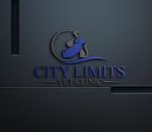 City Limits Vet Clinic Logo - Entry #32