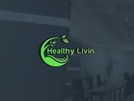 Healthy Livin Logo - Entry #191