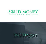 Solid Money Solutions Logo - Entry #37
