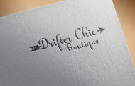 Drifter Chic Boutique Logo - Entry #222