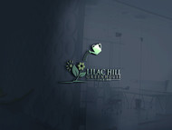 Lilac Hill Greenhouse Logo - Entry #6