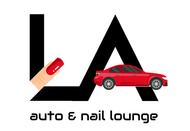 Leah's auto & nail lounge Logo - Entry #122