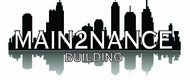 MAIN2NANCE BUILDING SERVICES Logo - Entry #106