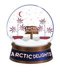 Arctic Delights Logo - Entry #194