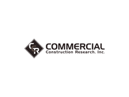 Commercial Construction Research, Inc. Logo - Entry #56