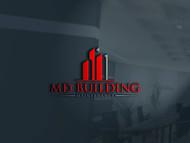 MD Building Maintenance Logo - Entry #42