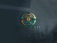 Solid Money Solutions Logo - Entry #69