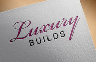 Luxury Builds Logo - Entry #140