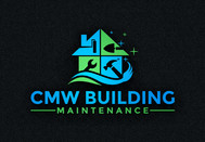 CMW Building Maintenance Logo - Entry #601