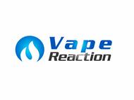 Vape Reaction Logo - Entry #94