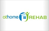 At Home Rehab Logo - Entry #55