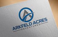 Arkfeld Acres Adventures Logo - Entry #159