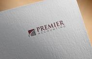 Premier Accounting Logo - Entry #169