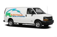 P L Electrical solutions Ltd Logo - Entry #19