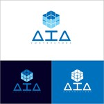 AIA CONTRACTORS Logo - Entry #116