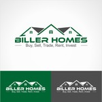 Biller Homes Logo - Entry #152