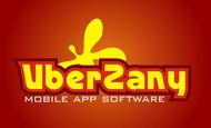 UberZany Logo - Entry #110