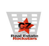 CZ Real Estate Rockstars Logo - Entry #20