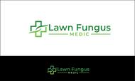 Lawn Fungus Medic Logo - Entry #189