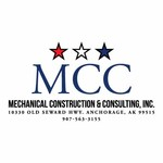 Mechanical Construction & Consulting, Inc. Logo - Entry #146