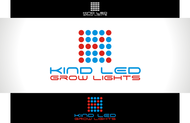 Kind LED Grow Lights Logo - Entry #72
