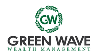 Green Wave Wealth Management Logo - Entry #194
