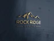Rock Ridge Wealth Logo - Entry #191