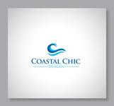 Coastal Chic Designs Logo - Entry #8