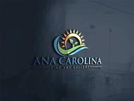 Ana Carolina Fine Art Gallery Logo - Entry #163