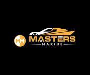 Masters Marine Logo - Entry #57