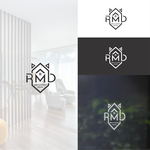 Rebecca Munster Designs (RMD) Logo - Entry #146
