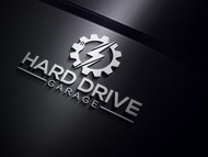Hard drive garage Logo - Entry #146