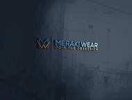 Meraki Wear Logo - Entry #158