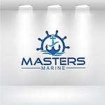 Masters Marine Logo - Entry #433
